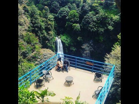 Air Terjun Curug Cimahi / Curug Pelangi / Rainbow Waterfall Bandung