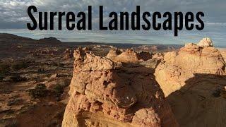 Surreal Landscapes - DJI Phantom 2 w/ GoPro
