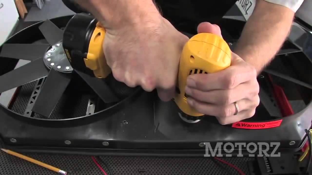 1997 2007 ford truck electric fan e fan installation tutorial instructions how to flex a lite 270 [ 1280 x 720 Pixel ]