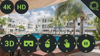 3D Hotel Tsokkos Holiday Apartments. Cyprus, Ayia Napa - Project 360Q