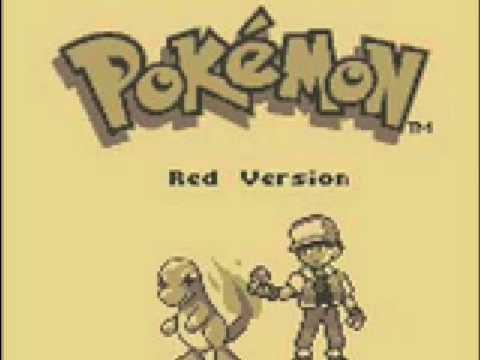 Pokemon Red/Blue Ending