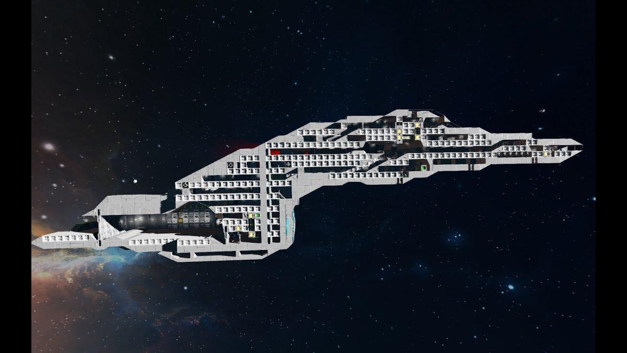 [Space Engineers] U.S.S. Voyager