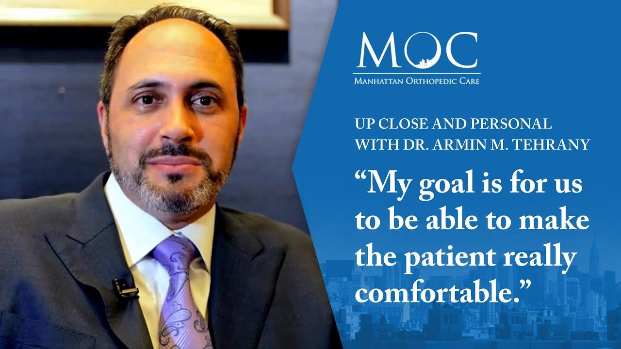 Orthopedic Doctor NYC | Manhattan Orthopedic Care