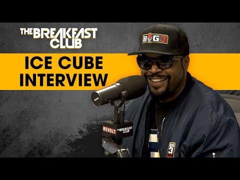 Ice Cube On Big3 & Why He Wants To 'Kill The G.O.A.T.'