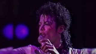 Michael Jackson - Human Nature - Live Yokohama 1987 - HD YouTube Videos