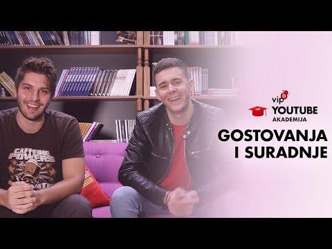 LayZ i Dominik - Gostovanja i suradnje | Vip YouTube Akademija