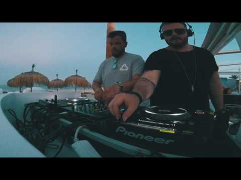 Sandar Sánchez B2B Andreas Reck at COCO BEACH IBIZA // Sunset DJ Set