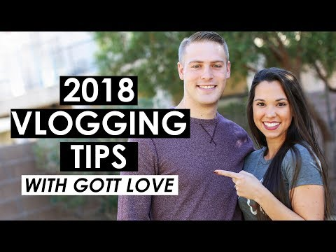 How to GROW Your Vlogging Channel in 2018 — Gott Love Interview