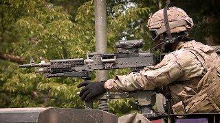 Magazyn Wojskowy (Telewizja Republika) - odc. 8 - Żołnierze amerykańscy w Polsce