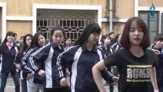 Flashmob Bài ca sinh viên