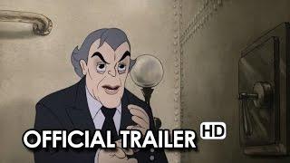 Video The Congress Official UK Trailer (2014) - Robin Wright, Harvey Keitel HD download MP3, 3GP, MP4, WEBM, AVI, FLV Juli 2018