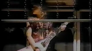 randy rhoads the palladium new york city may 2nd 1981