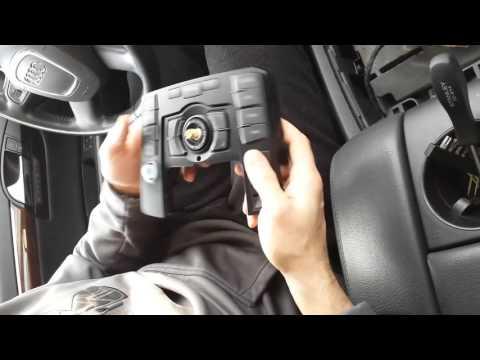 Audi Q7 MMI Console Circuit Board Removal and fix.