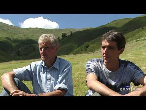 Die Bergbauernpreisträger 2007