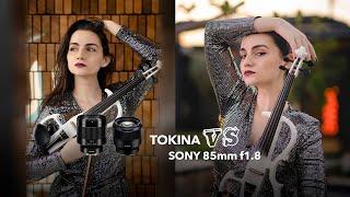 Tokina 85mm f1.8 vs Sony 85mm …