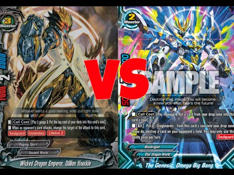 Futurecard Buddyfight Rowell Finals part 1 BO3 Raging Spirits VS BigBang