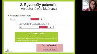 eozinofil férgek vagy allergiák
