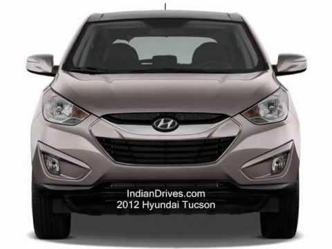 2012 Hyundai Tucson Review