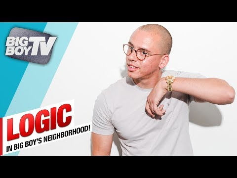 Logic on Netflix's 'Rapture', Anxiety, Life After Marriage & Getting Buff
