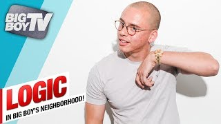 Logic on Netflix Series 'Rapture', Anxiety, Life After Marriage & Getting Buff