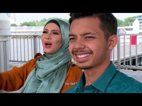 "The House (Musim 2) : Episod 4 - Daddy Zain acah-acah jadi ""Iron Man""."