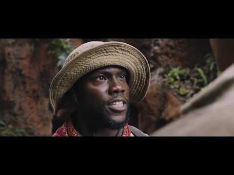 Джуманджи: Зов джунглей HD трейлер