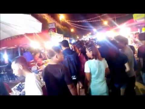Phitsanulok Night Market  part 1