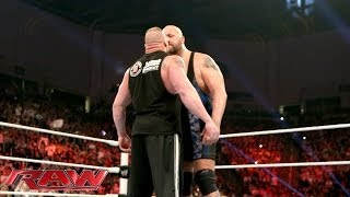 Download Big Show and Brock Lesnar come face-to-face: Raw, Jan. 20, 2014 Mp3 and Videos