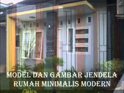 Model Dan Gambar Jendela Rumah Minimalis Modern Youtube