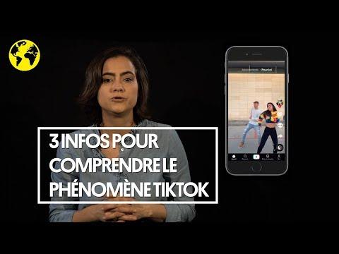 Trois infos pour comprendre le phénomène TikTok
