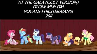 At the Gala (Colt Version)