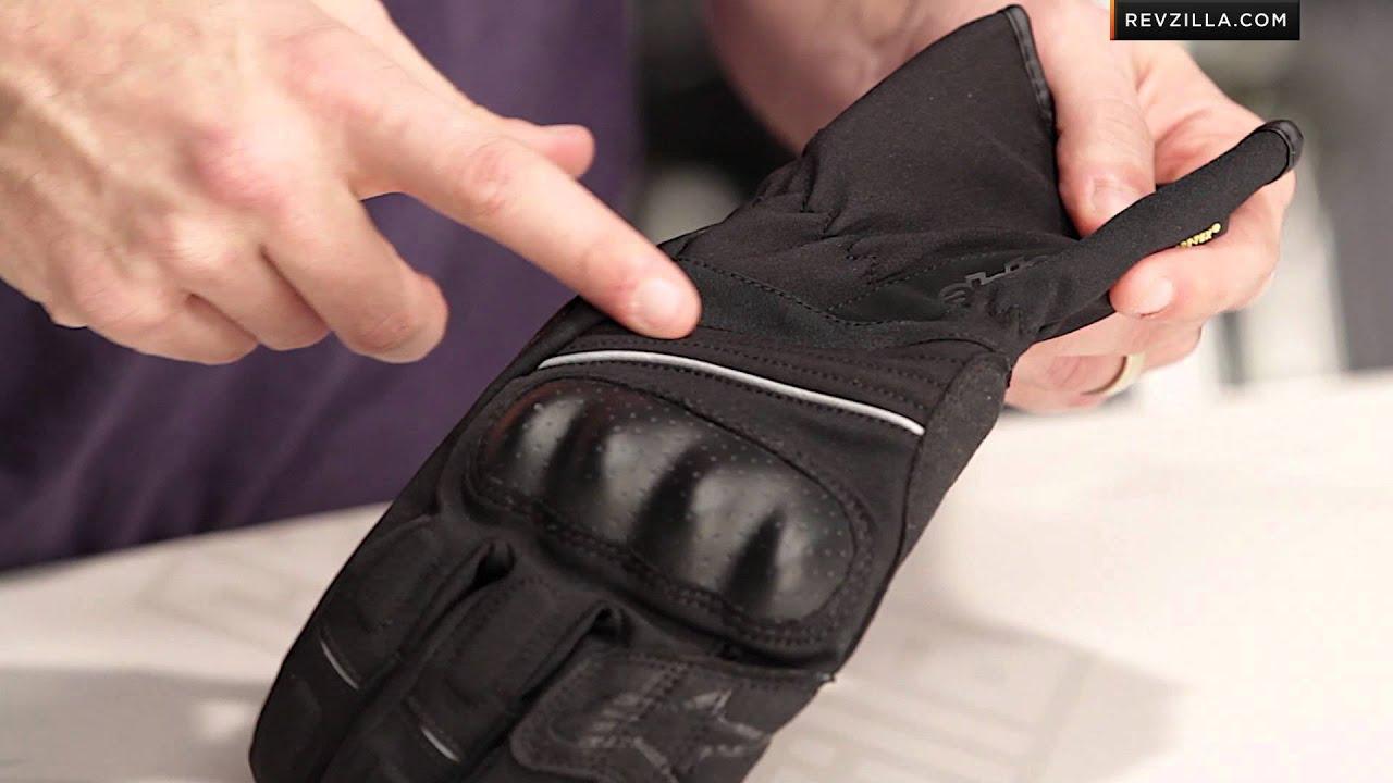 Xtrafit motorcycle gloves - Alpinestars Stella Equinox X Trafit Gloves Review At Revzilla Com