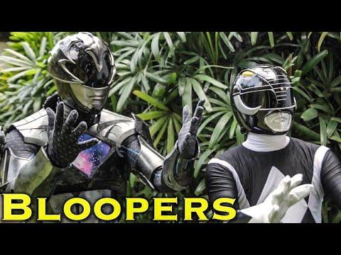 BLOOPERS: Best Black Ranger  feat. Walter Jones Power Rangers