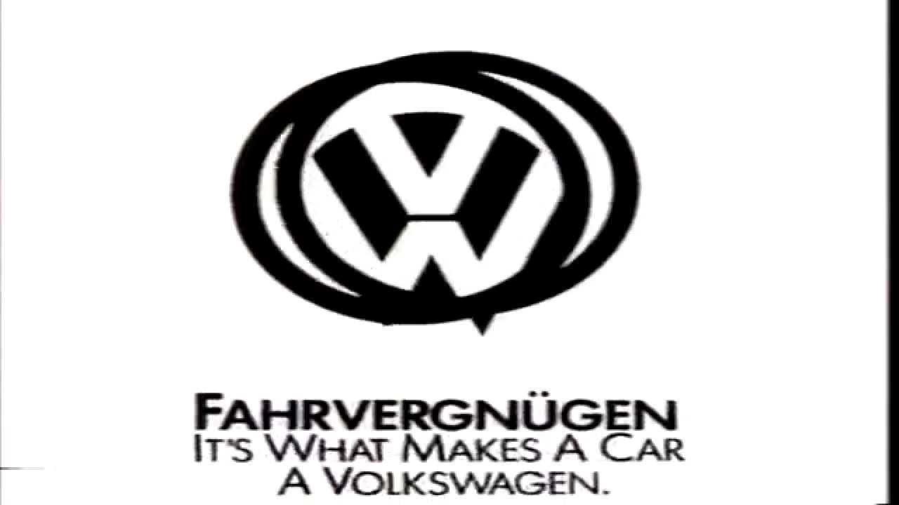 March 1990 Volkswagen Pat fahrvergnügen - YouTube