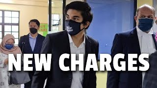 Syed Saddiq faces more charges, this time in Johor