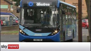 UK faces bus driver shortage