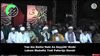 Qasidah Majelis Nurul Musthofa - Yaa Ala Baitin Nabi (Versi Indonesia) MP3