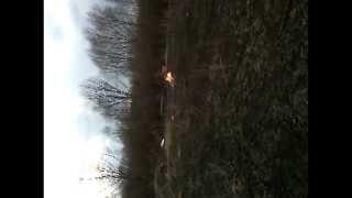Взрыв монтажной пены(Видео нужно повернуть ну можно итак смотреть,видеокамера была не настроена.В этом видео клипе рванет 3типа..., 2014-04-04T14:17:54.000Z)