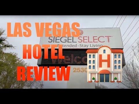 Las Vegas Extended Stay Hotels Review And Comparison