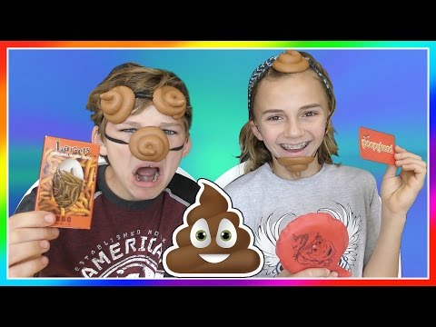 CAN'T SAY THE NAME GAME | LOSER EATS A WORM | We Are The Davises