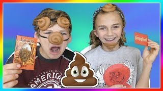 GIANT CANDY CHALLENGE! | We Are The Davises