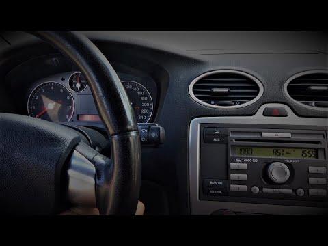 Чистка кондиционера Ford Focus