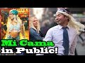 Download MI CAMA - Karol G - SINGING IN PUBLIC!!