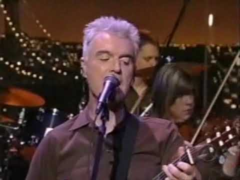 David Byrne - The Other Side of This Life (Live) Mp3