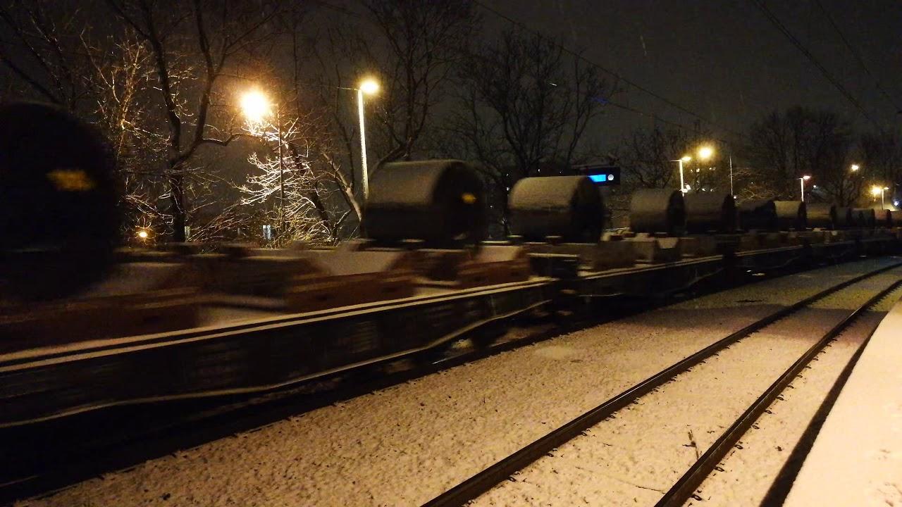 Zimowy Towar w Łagiewnikach