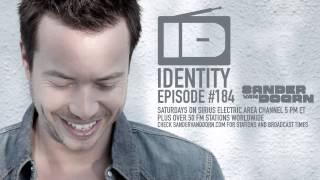 Sander van Doorn - Identity Episode 184 (Live @ EDC Chicago 2013)