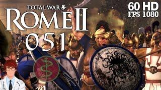 Total War: Rome 2 - Pergamon #051 - Es geht in den Osten I [Deutsch] | Rome II Gameplay