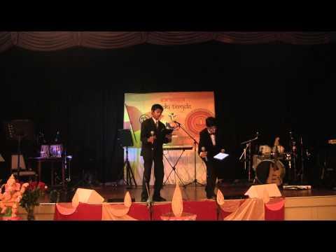 Saratoga Diwali Mela 2013 - by Saratoga Hindu Temple  Video 2 of 5