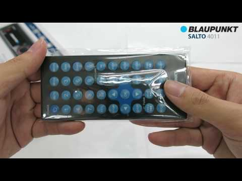 Blaupunkt 1-DIN Car Radio Salto 4011 - unboxing