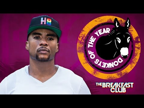 Download Youtube: Charlamagne Roasts Tyrese, Nicki Minaj, DJ Envy & More In The 2017 Donkey Of The Year Countdown